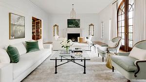 New Jersey estate design by Erika Flugger