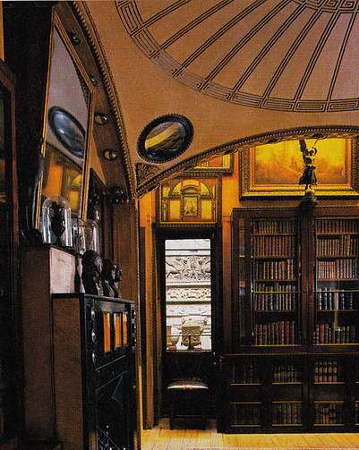 breakfast room - sir john soane house