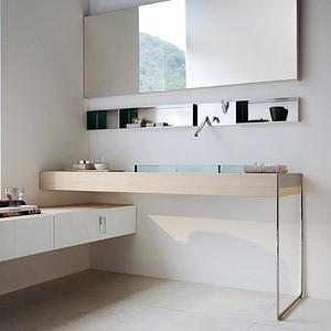 minimalist sink