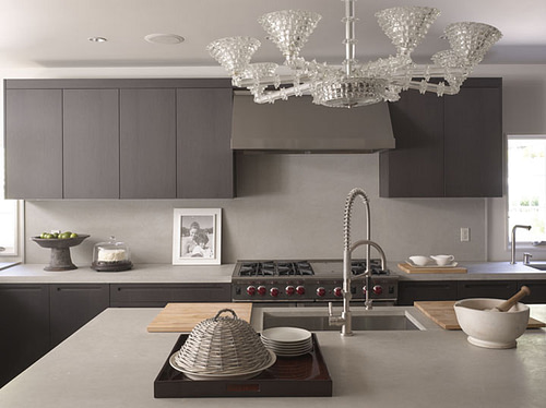 Medium Gray in Kitchens (part II)