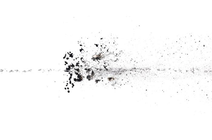 ink drop art