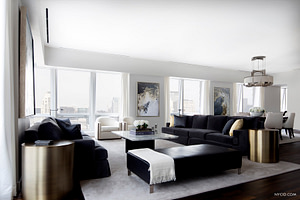 5th Ave Penthouse - Living room