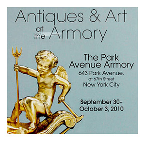 Antiques & Art at the Armory 2010