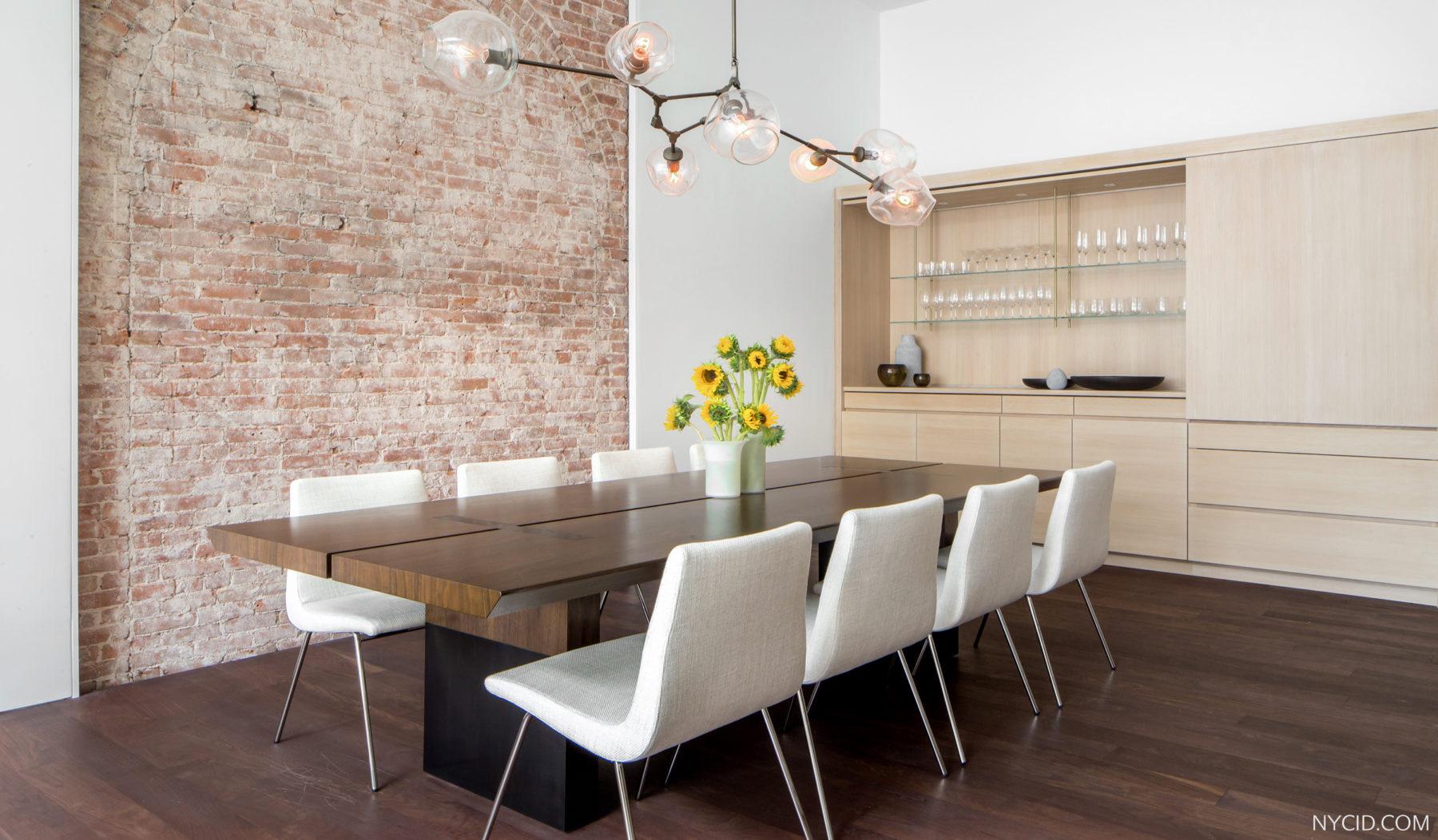 Soho Landmark Loft - Dining Room