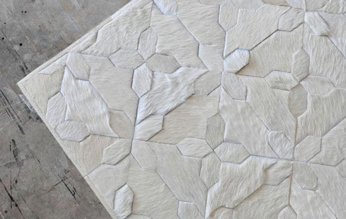 luxury cowhide rugs