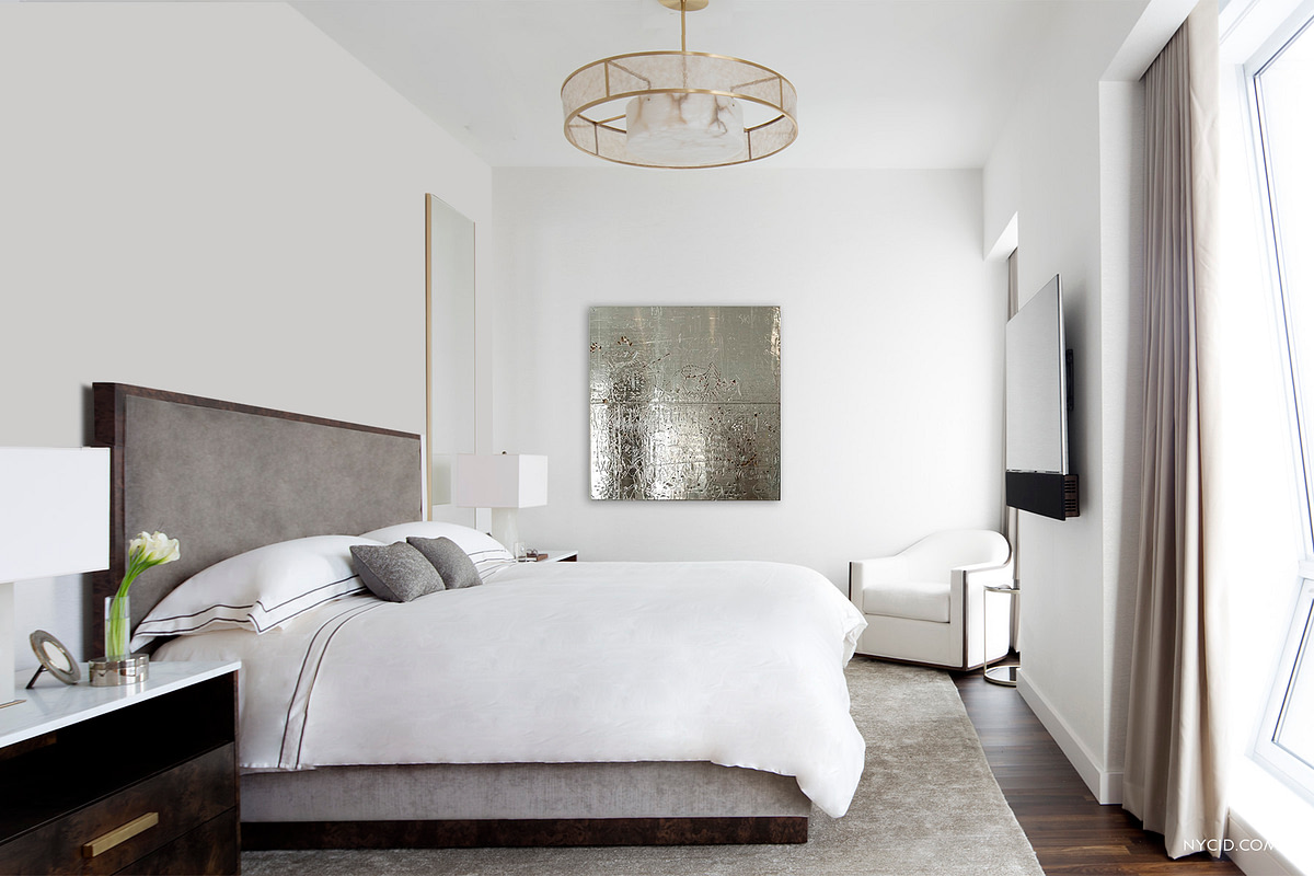 5th Ave Penthouse - Master bedroom