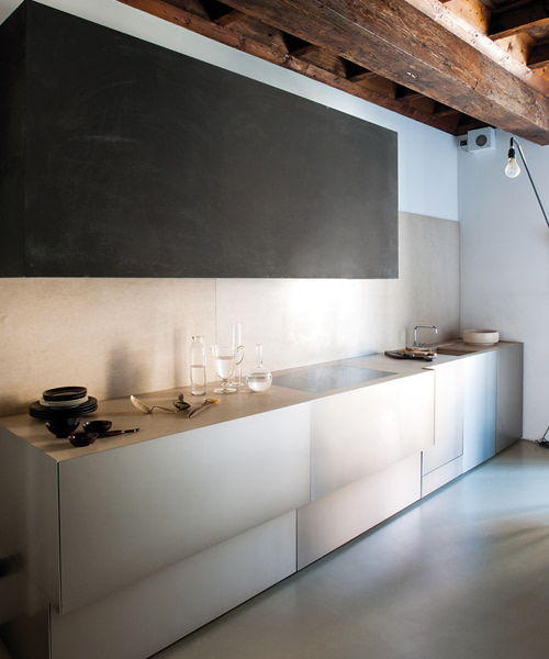 kitchen stainless steel cabinet fronts