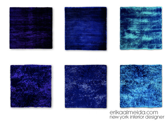 handwoven silk rugs