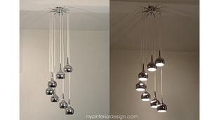 cascade lighting