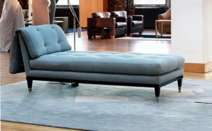 classic lounge chaise