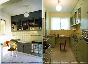 Frankfurt Kitchen reconstruction