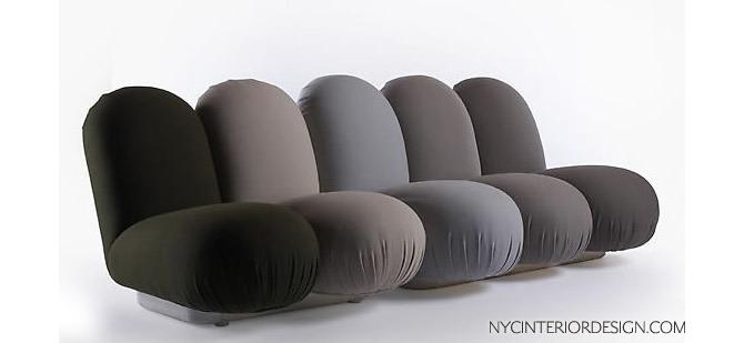 Pierre Paulin furniture