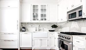 Upper West Side Landmark- Custom Kitchen