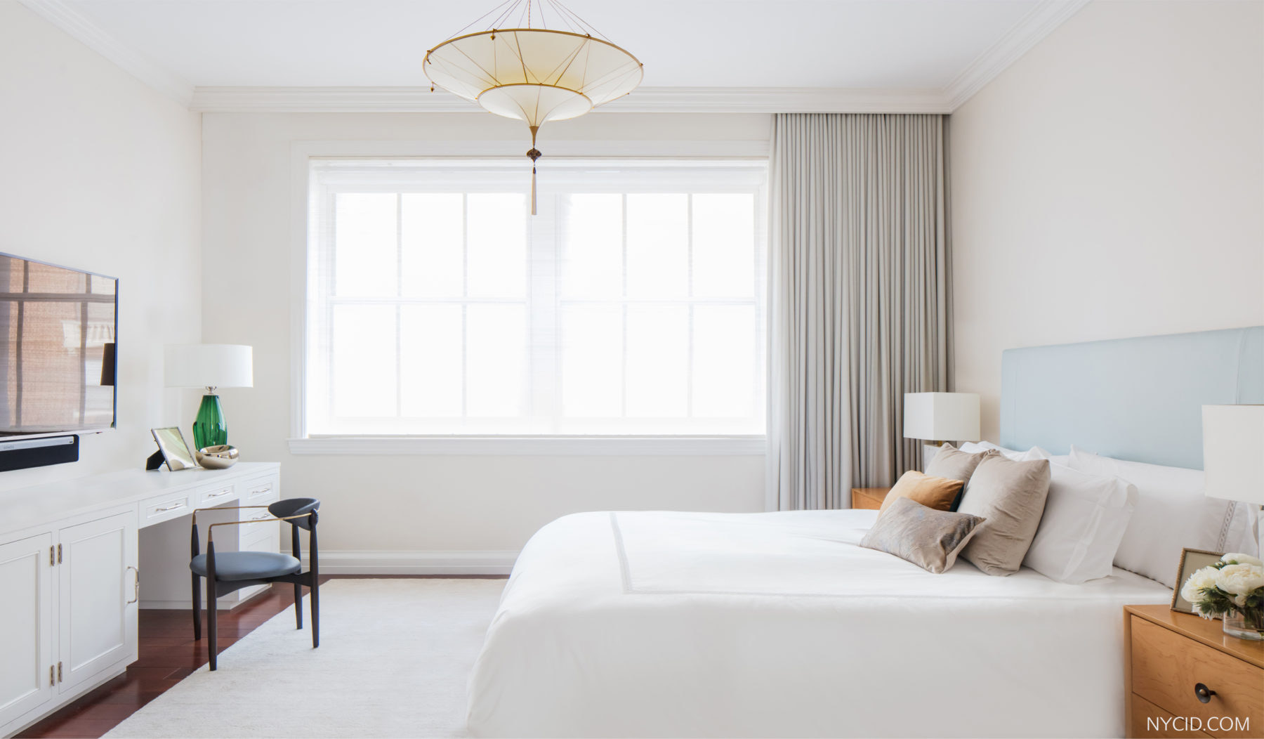 Upper West Side Landmark - Master Bedroom