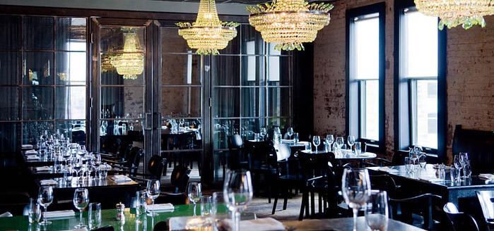 SOHO HOUSE Restaurant Ny