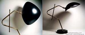 Serge Mouille table lamp