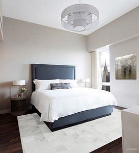 5th Ave Penthouse - Bedroom I