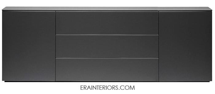Custom lacquer cabinet