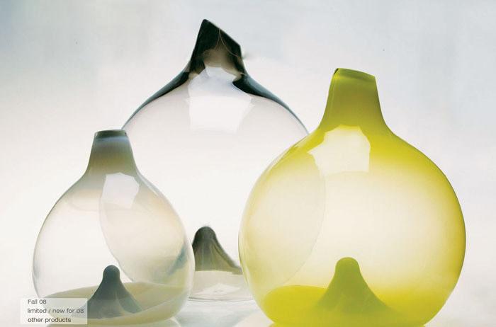 glass waterdrops