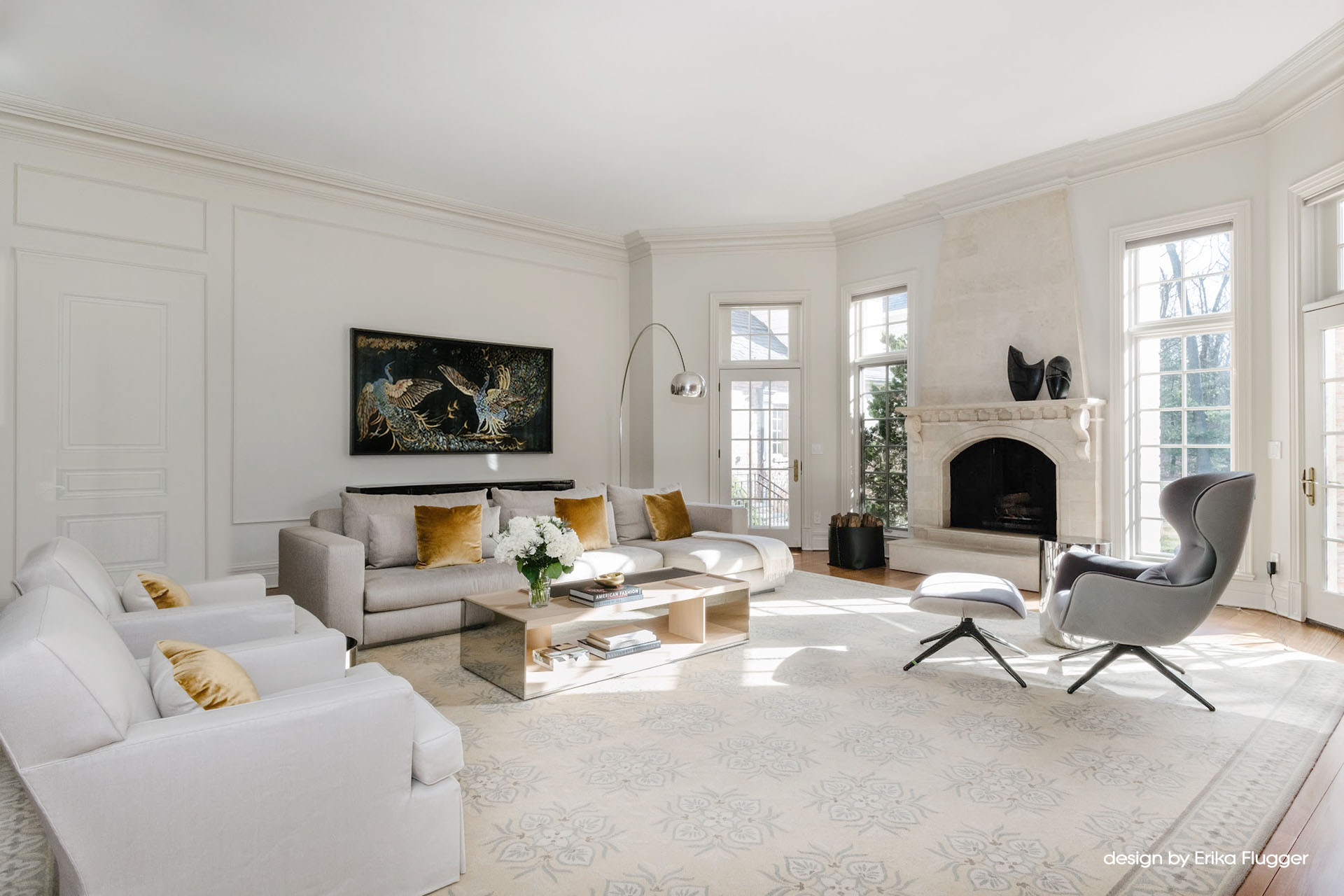 NCY interior design_family room_by Erika Flugger