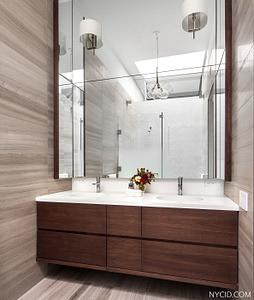 Soho Landmark Loft- Master Bathroom